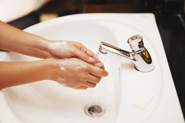 Washing Hands Can Save Lives