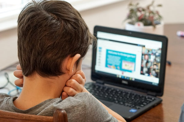 Easing into Online School with Your Kids