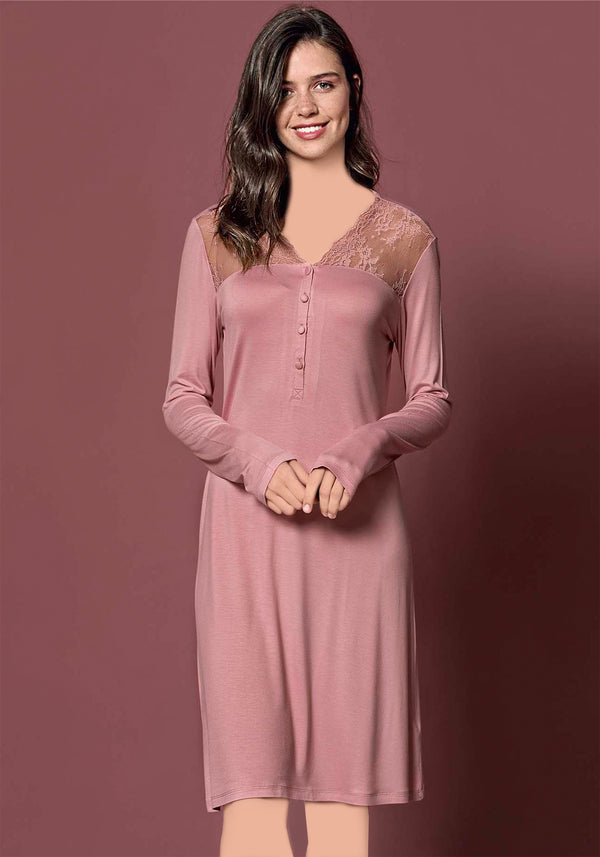 S&L Romantic Nighty - Layla Collection