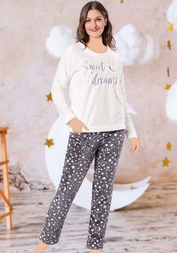 S&L Star Pajama - Layla Collection