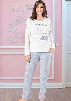 S & L Cloud Pajama - Layla Collection