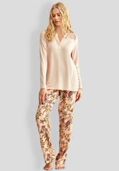 S&L Long Sleeve Pajama