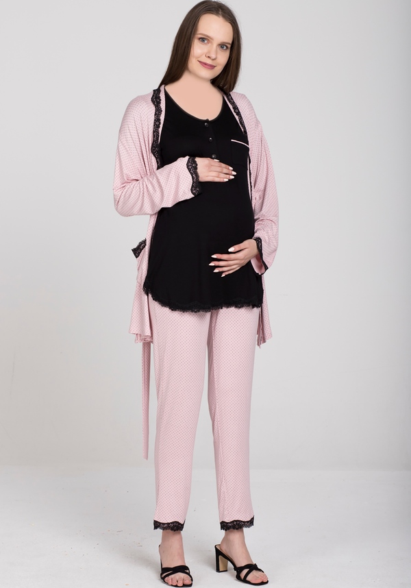 Maternal Bona Petit 3 Piece - مجموعة ليلى