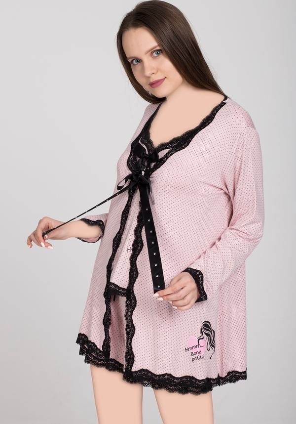 S&L Bona Petit Robe - Layla Collection