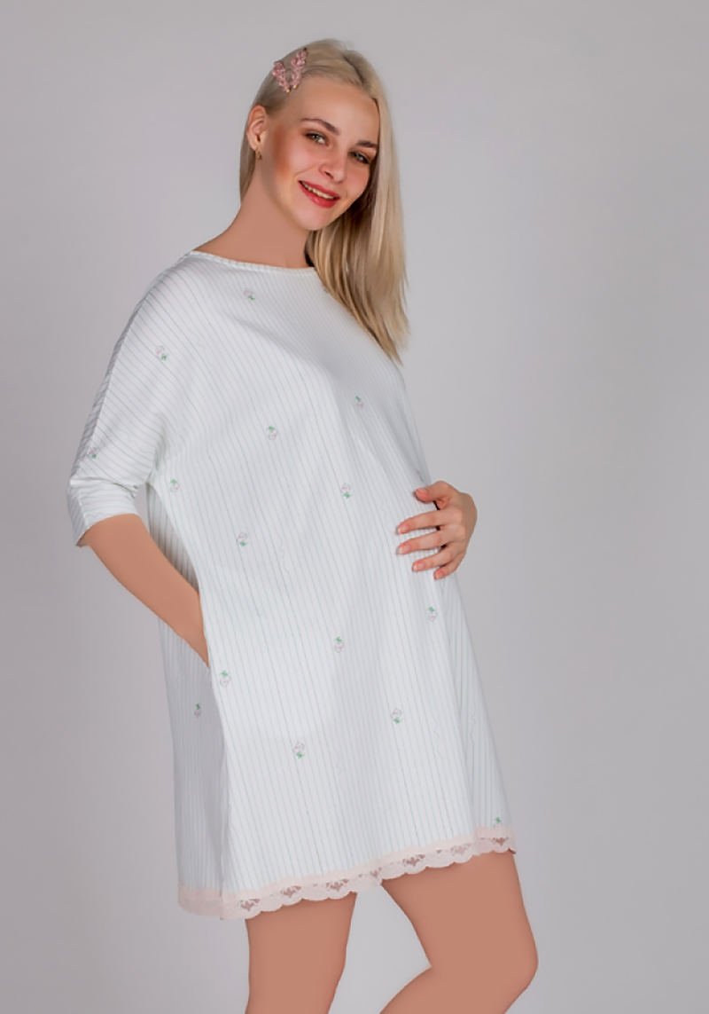 S&L One Size Nighty - Layla Collection
