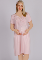 Maternal Short Sleeve Nighty