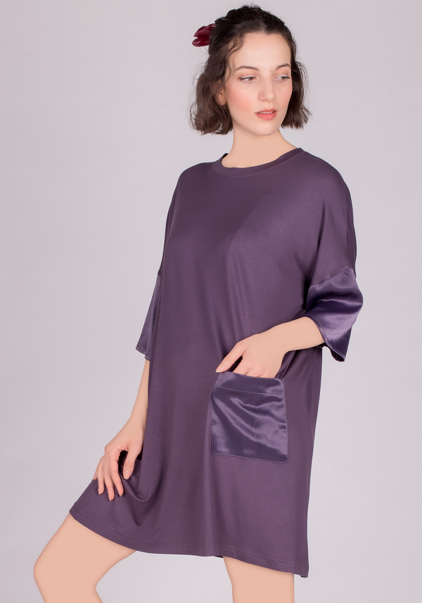 S&L Short Sleeve Nighty
