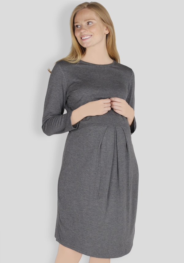 Maternal Long Sleeve Nighty