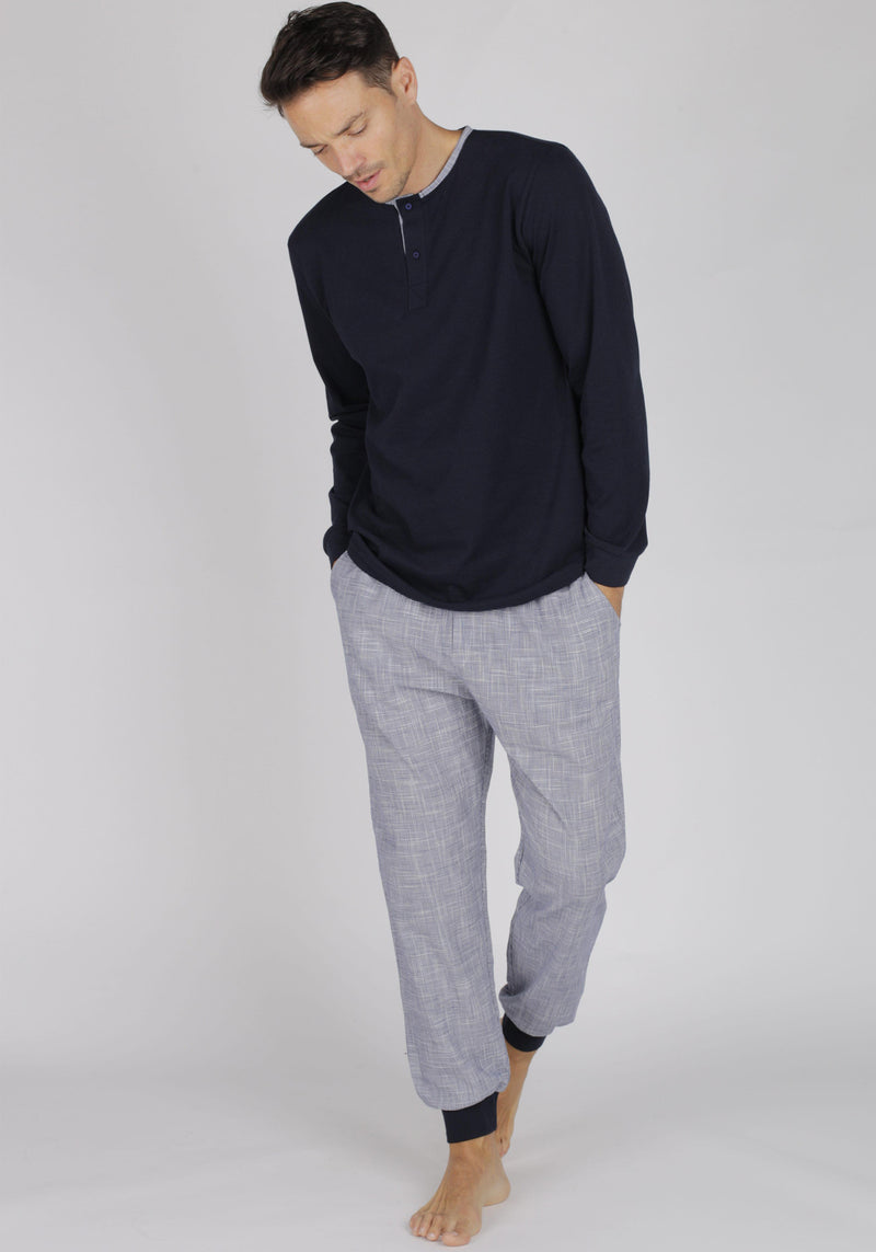 MEN Long Sleeve Pajama