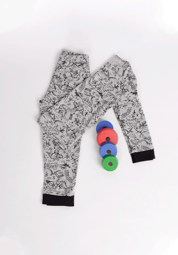 BBY Boys Long Sleeve Pajama