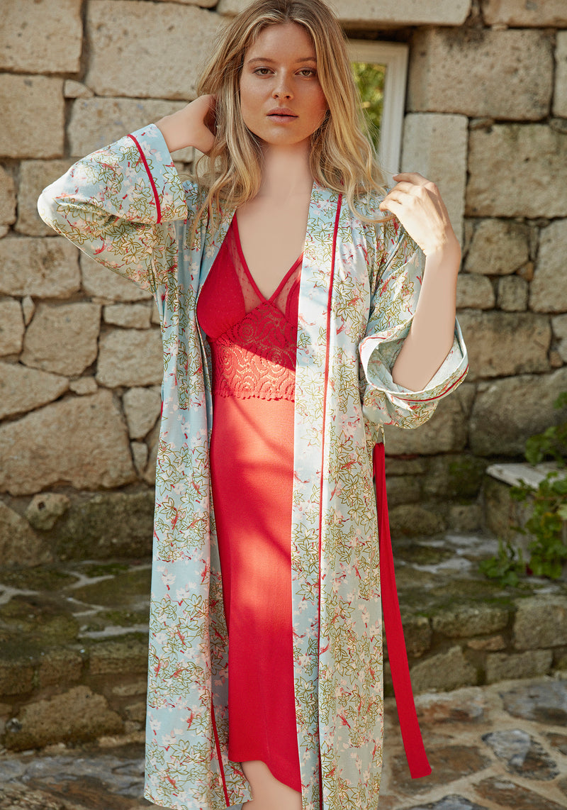 S&L Robe Set - Layla Collection