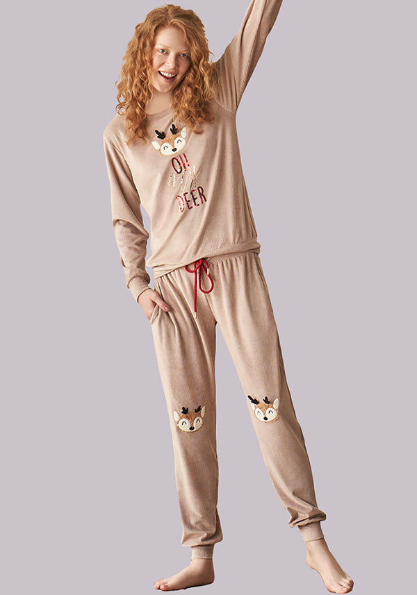 S&L VLR Long Sleeve Pajama
