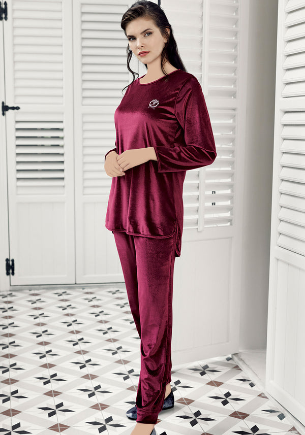 S&L VLR Long Sleeve Pajama - Layla Collection