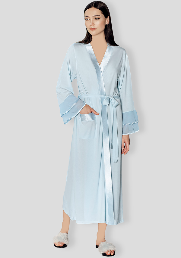 S&L Long Robe