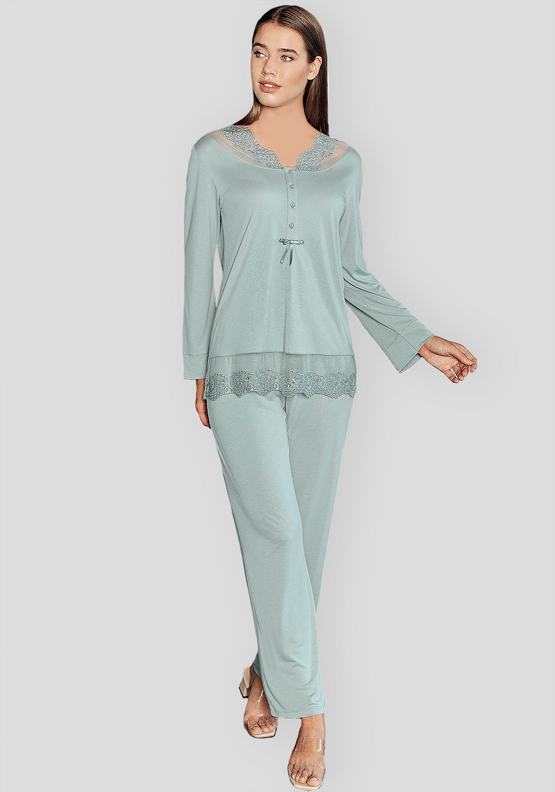 Maternal Long Sleeve Pajama