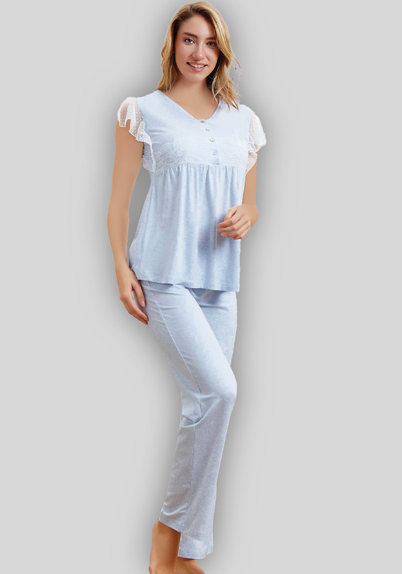 Maternal Short Sleeve Pajama