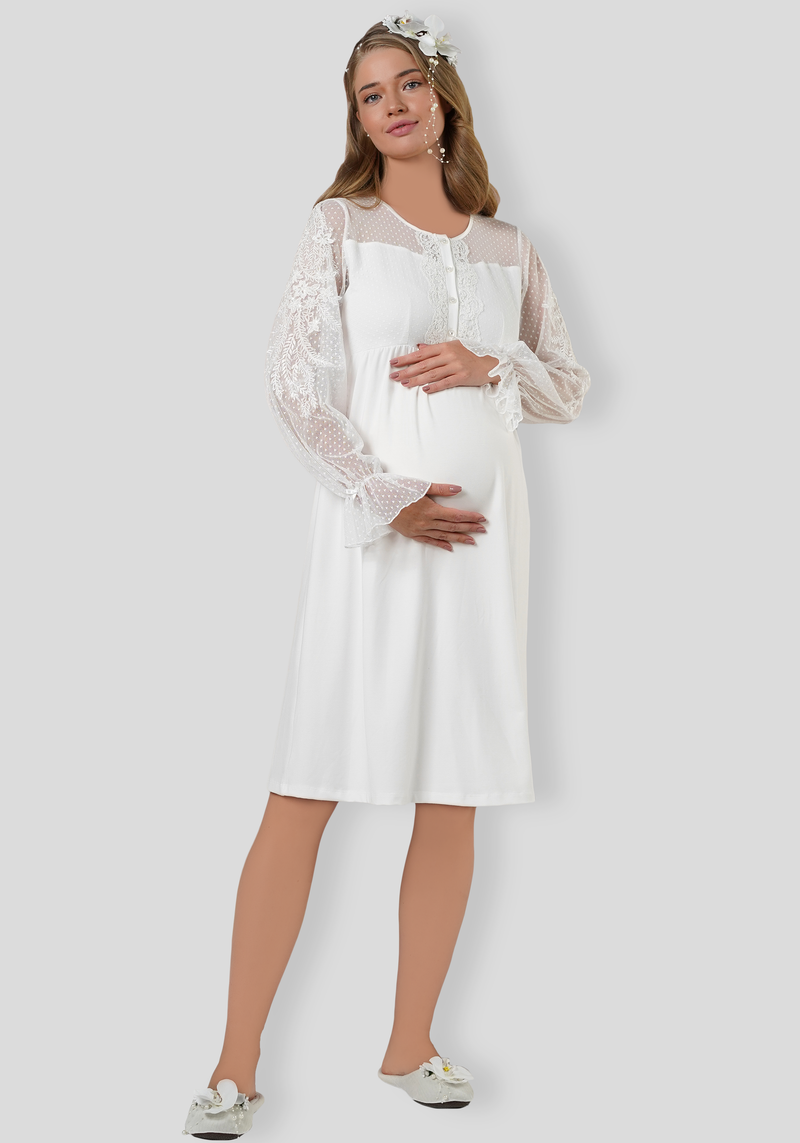 Maternal Robe Set