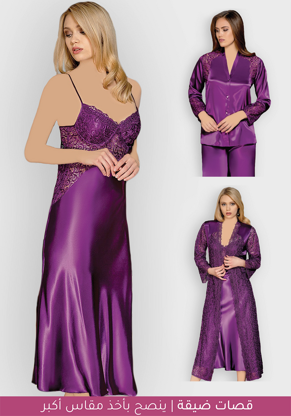 LNGR Bridal 6 Piece Set - Layla Collection