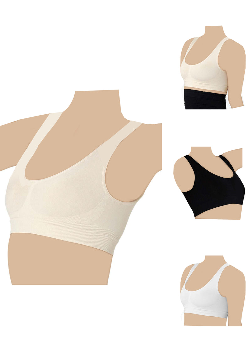 CORSET Sport Bra Shaper - Layla Collection