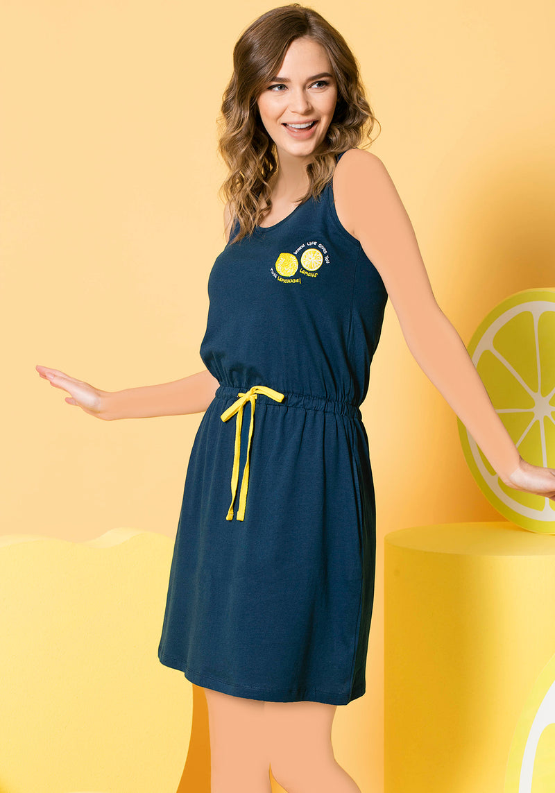 S&L Lemon Nighty - Layla Collection
