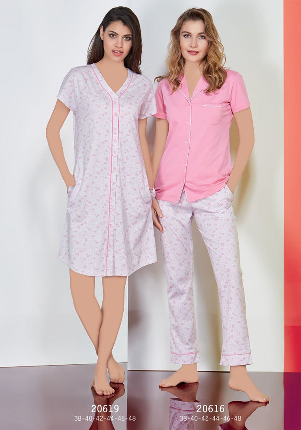 MTNRL Maternal Pajama - Layla Collection