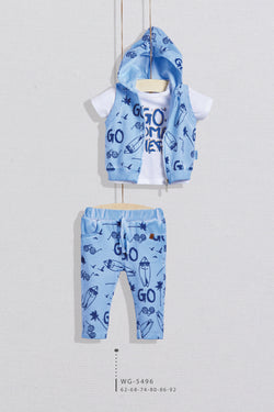 BBY Surf 3 Piece Set - Layla Collection