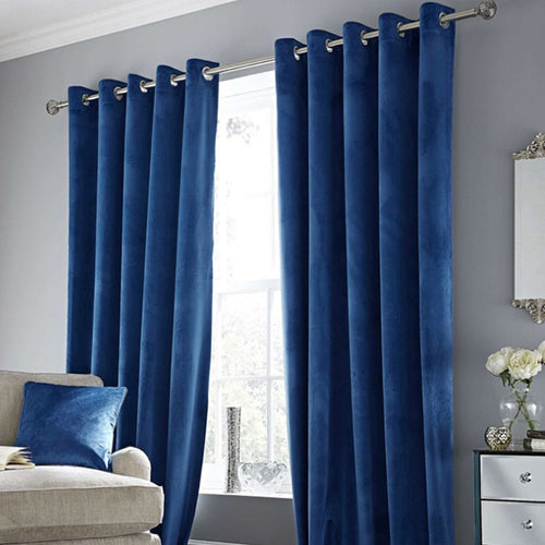 Velvet Type Curtain