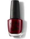 Vernis OPI Got The Blues For Red W52