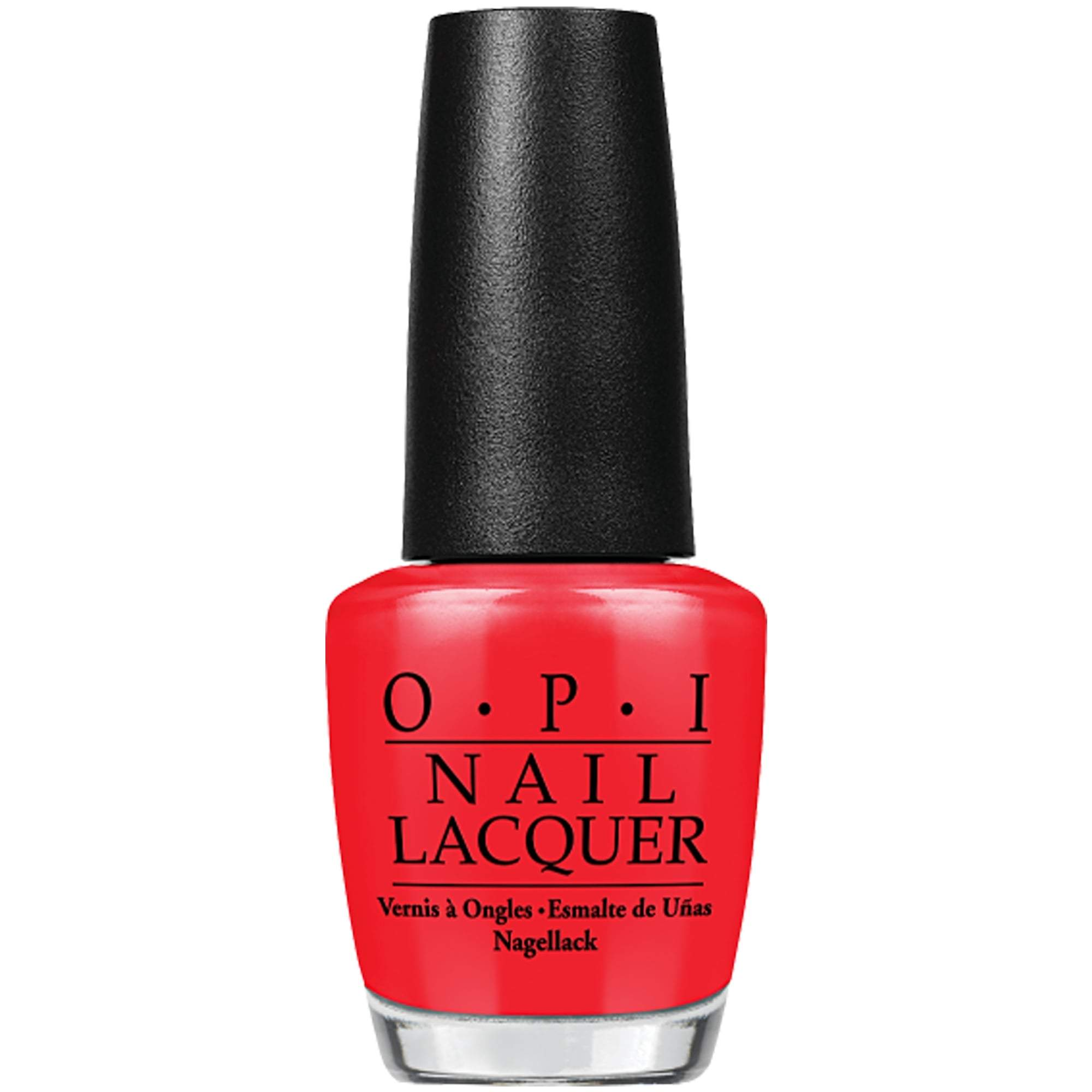 Vernis OPI Color So hot It Berns Z13