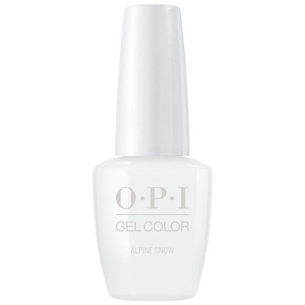 OPI Vernis Gel Color Alpine Snow 15ml