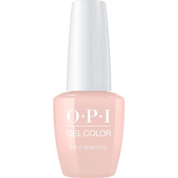 OPI Vernis Gel Color Put It In Neutral 15ml