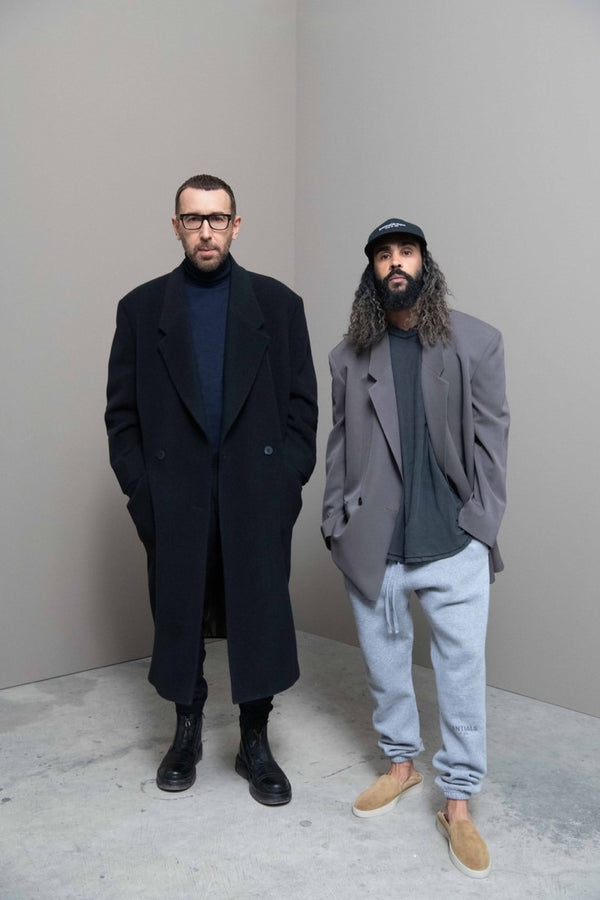 Fear of God x Ermenegildo Zegna: A Genius & Evolutionary Collaboration
