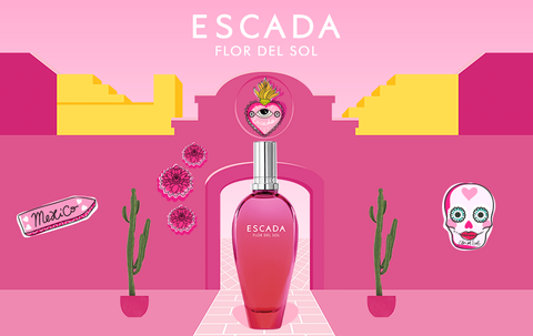 Flor del Sol Escada for women