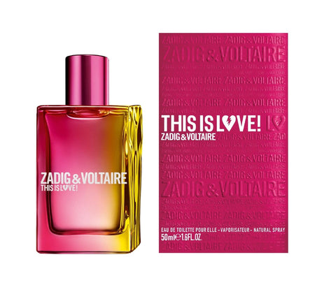 This Is Love! For Her Zadig & Voltaire for women