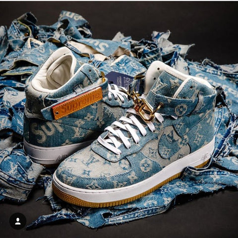 customised-nike-jordans-wrapped-in-blue-with-louis-vuitton-pattern-jpeg