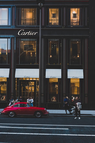 Cartier Storefront