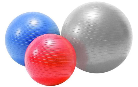Colorful Array of Stability Balls