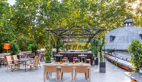 Insider Look At The Best Rooftop Bars In Madrid Tydløs