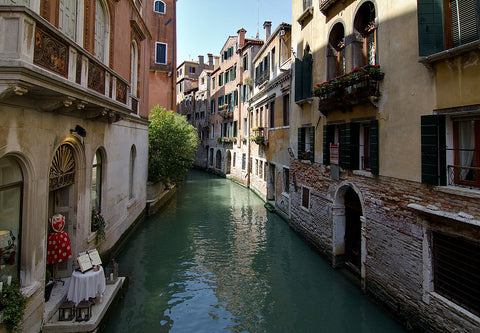 Clean Venice Waterways