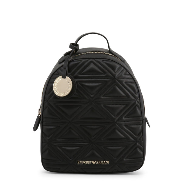 Emporio Armani - Backpack - men - black - jpeg