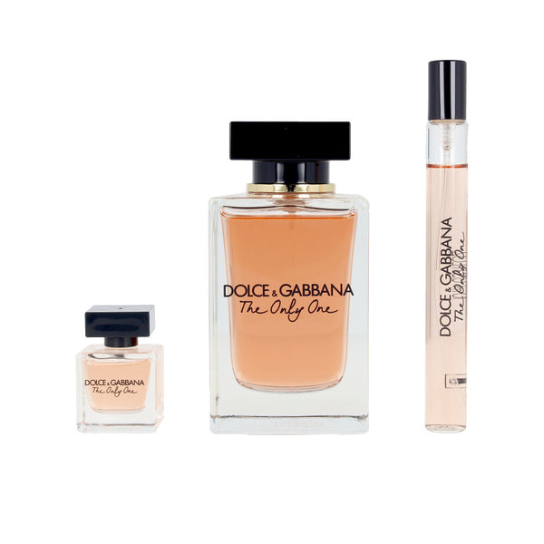 Dolce & Gabbana - THE ONLY ONE 3 Pieces Gift Set - women - perfume -jpeg