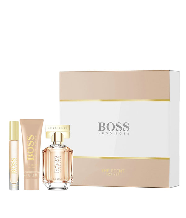 BOSS The Scent Eau de Parfum Gift Set for her