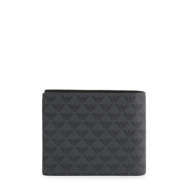 Emporio Armani - Wallet - grey - men -jpeg