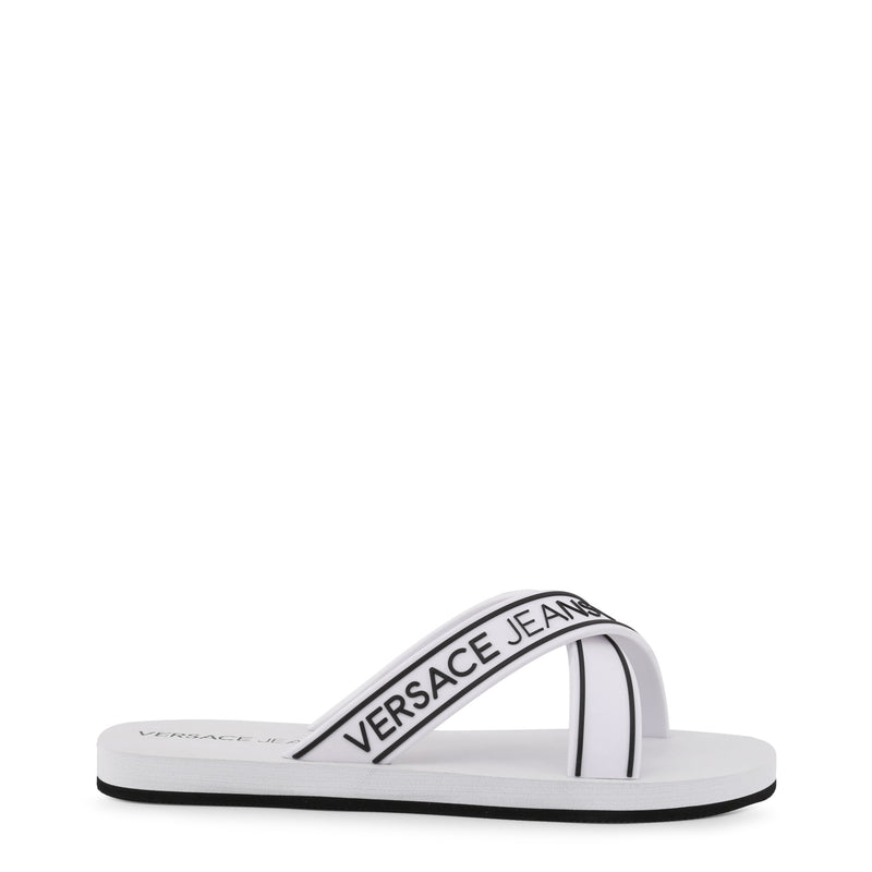 Versace Jeans - Flipflops - men- white - jpeg