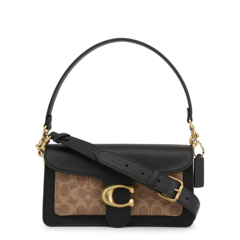 coach-black-shoulder bag-jpeg