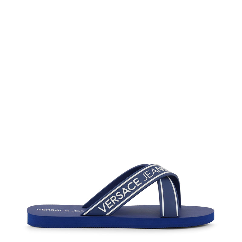 Versace Jeans - Flipflops - men- blue - jpeg