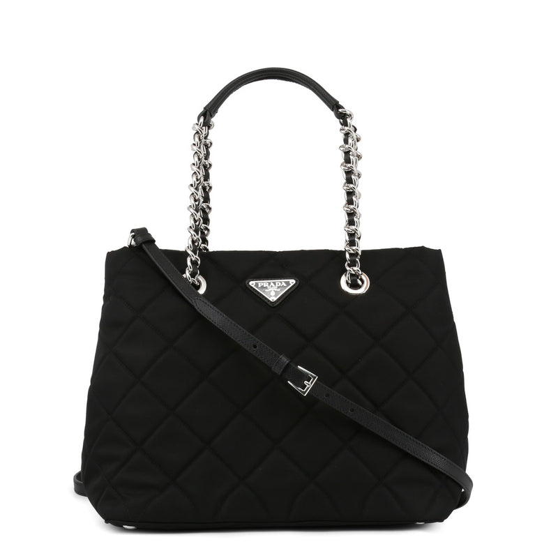 Prada-shoulder-bag-women-black-front-view-jpeg