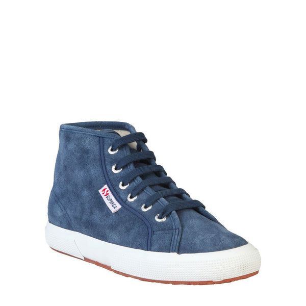 Superga Navy Blue Suede