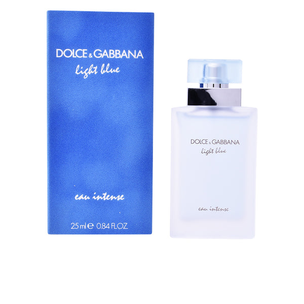 Dolce & Gabbana - LIGHT BLUE EAU INTENSE - women - perfume- jpeg