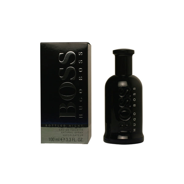 BOSS BOTTLED NIGHT edt spray 200 ml